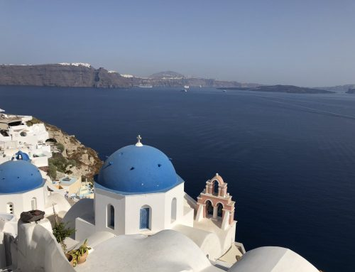 2019ㄧ個人的希臘旅行